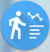 【AQUOS sense3】歩数計(万歩計)の使い方、計測結果の表示方法