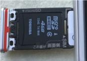 【AQUOS sense3】SDカードの入れ方、保存場所の見方